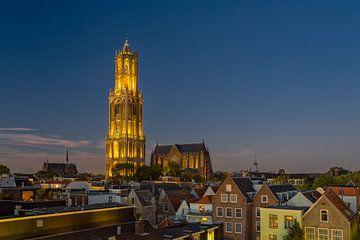 Utrecht - De Verlichte Domtoren van Thomas van Galen