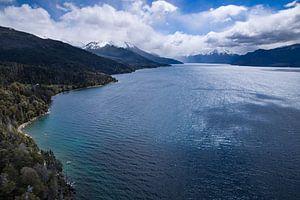 Lago Traful van