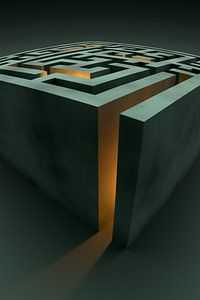 Das grüne Labyrinth von