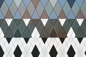 Ruiten, grafisch patroon