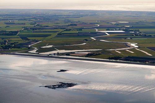 Polder Het Noorden sur Texel sur