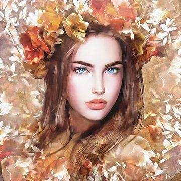 Blume von Jacky Gerritsen