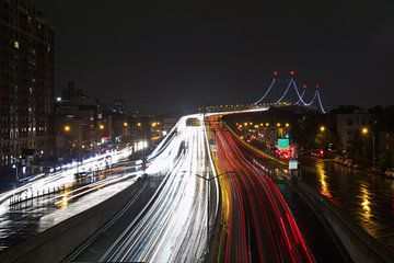Robert F. Kennedy Bridge von Harro Jansz
