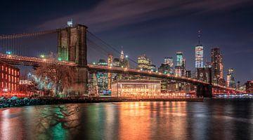 Brooklyn bridge sur