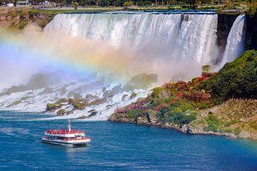Die Hornblower an den Niagarafällen von Henk Meijer Photography