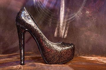 Schicker Schuh von Marijke de Leeuw - Gabriëlse