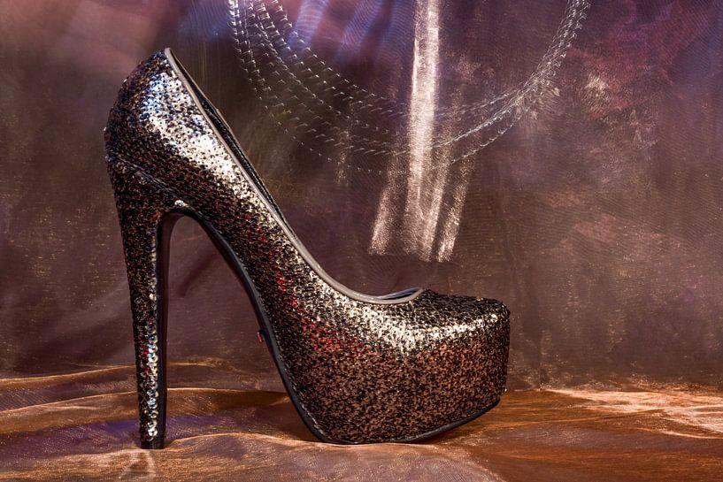 Chique schoen van Marijke de Leeuw - Gabriëlse