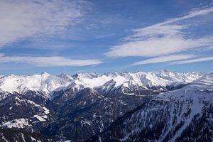 Österreichische Alpen von Sander de Jong
