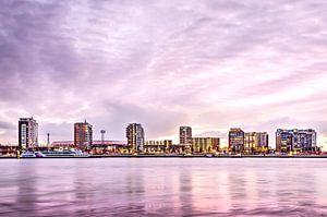 Rotterdam: de Kuip en de Veranda