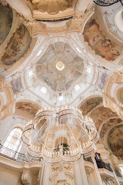 St.-Nikolaus-Kirche in Prag von Aukelien Philips