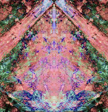 Nicht Mandala von Stoka Stolk