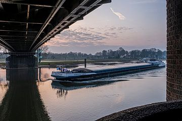 brug bij Deventer1 van Ben van Damme