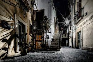 Steeg in Ortigia (Siracusa/Sicilie)