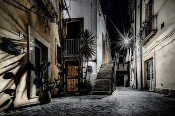 Steeg in Ortigia (Siracusa/Sicilie)  von Mario Calma