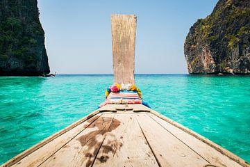 Koh Phi Phi boot, Thailand van Ellis Peeters