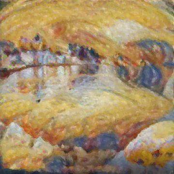 Abstract Inspiratie LVI van Maurice Dawson