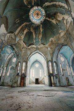 De Blauwe Kerk van Bjorn Renskers