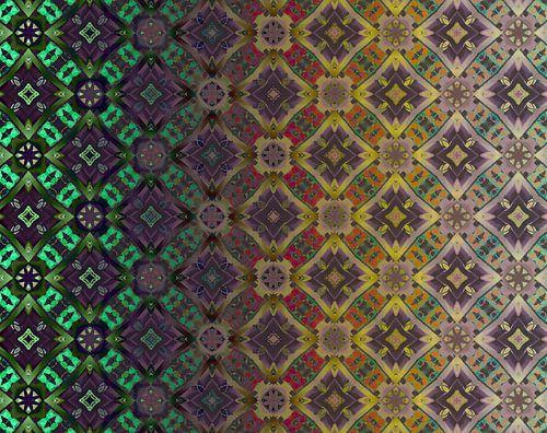 Patroon en vorm verloop