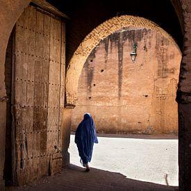 Tiznit, Morocco van Peter van Eekelen