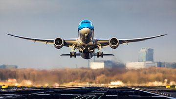 KLM Boeing 787 van Dennis Janssen