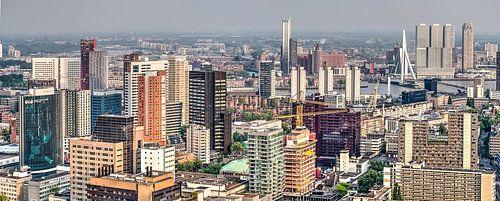 Downtown Rotterdam sur