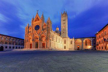 kathedrale Metropolitana di Santa Maria Assunta Siena von Patrick Lohmüller