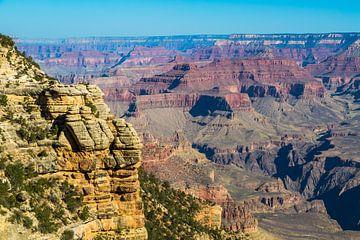 Grand Canyon in voller Pracht von Peter Leenen