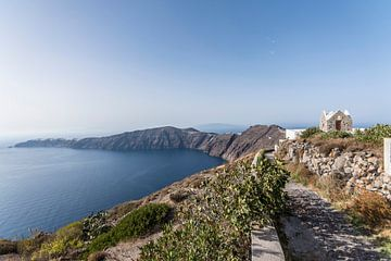 Oia, Santorini van