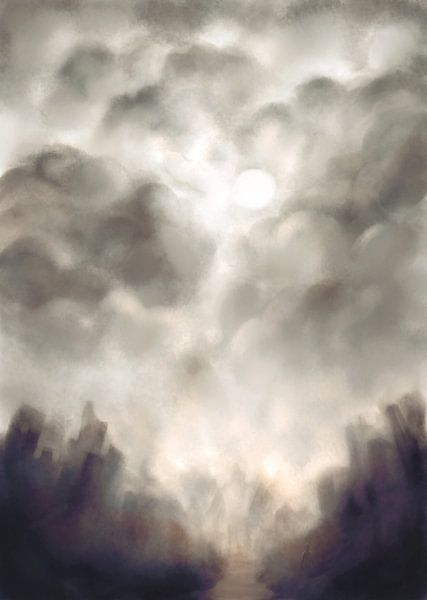 Een nieuwe dag van Petra van Berkum