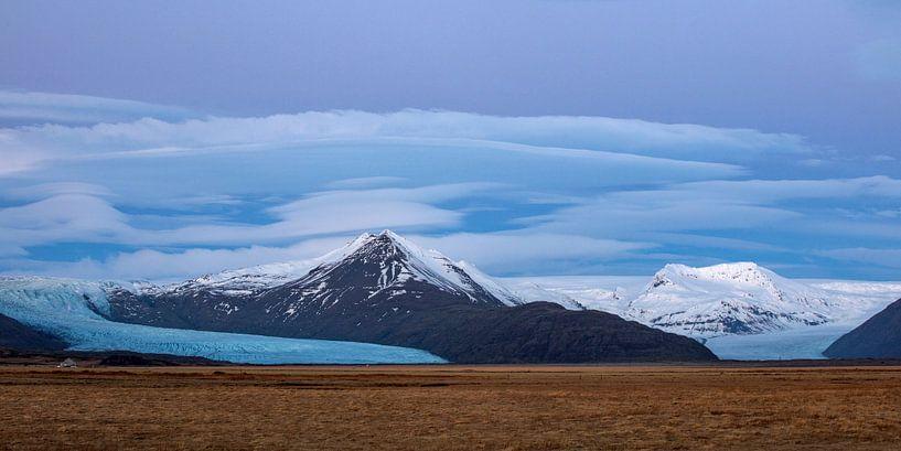 Vatnajökull Island von Andreas Müller