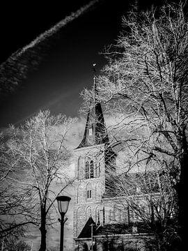 Sint Lambertus kerk Beers #5 van Lex Schulte