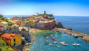 Vernazza in Cinque Terre, Italie
