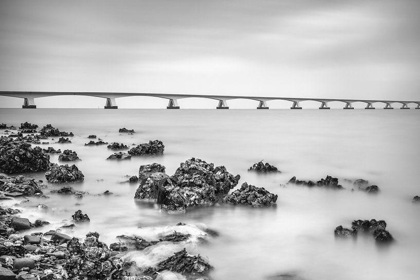 Zeeland Bridge sur Jan van der Vlies