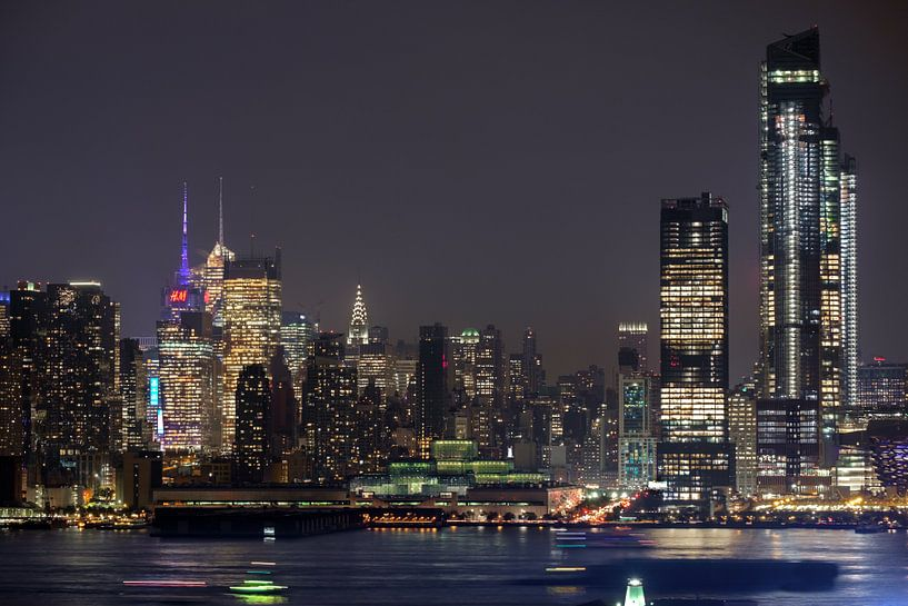 New York Manhattan van Kurt Krause