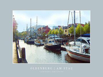 Am Stau in Oldenburg von Dirk H. Wendt