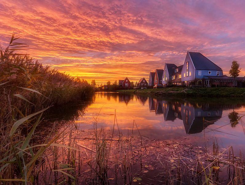 Magic sunset van Costas Ganasos