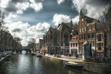 LOST IN AMSTERDAM 2018-216 von OFOTO RAY van Schaffelaar