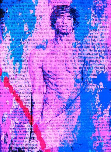 Sexy Erotik Men News Pop Art No.2