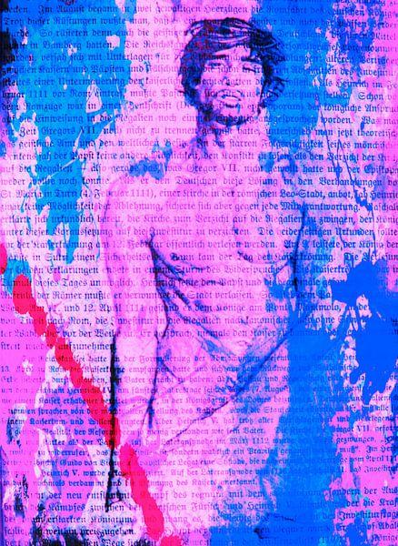 Sexy Erotik Men News Pop Art No.2 van Felix von Altersheim