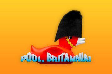 Pool, Britannia! van Jörg Hausmann