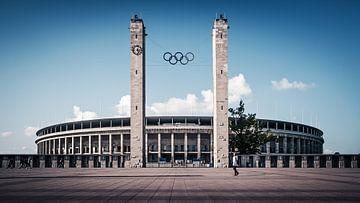 Berlin – Olympiastadion sur Alexander Voss