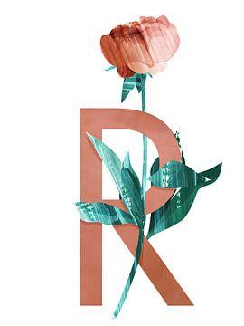 R - Rose von Goed Blauw