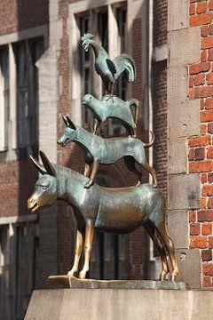 Bremer Stadsmuzikanten, Bremen van Torsten Krüger