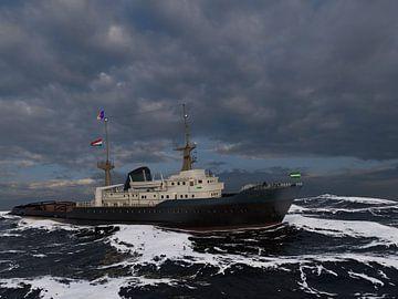 Zeesleper de Zwarte Zee