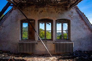 Burnt Memories van AH-Fotografie