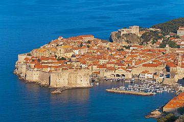 Dubrovnik, Kroatien von Gunter Kirsch