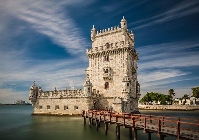 Toren van Belém van Jeroen de Jongh