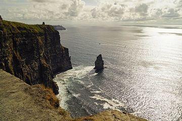 De Cliffs of Moher van Babetts Bildergalerie