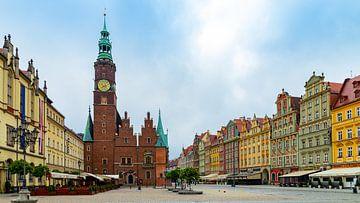 Wrocław, Polen van Adelheid Smitt