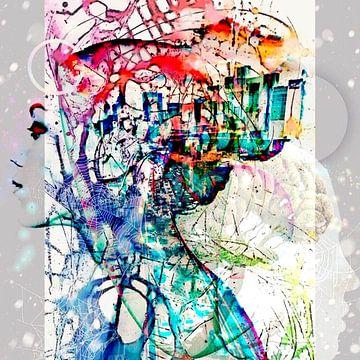 Te veel in mijn hersenen van Annabella Rharbaoui